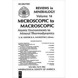 Microscopic to Macroscopic - Buch