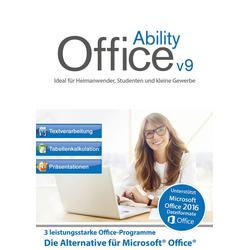 Ability Office 9 #Key (ESD)