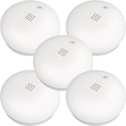 Telekom Smart Home Rauchmelder 5er Pack