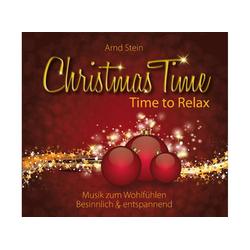 CD Christmas Time von Dr. Arnd Stein