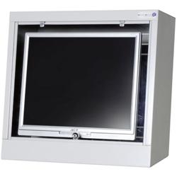 Monitorgehäuse für Flachbildschirm bis 21 Inch