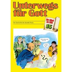 Unterwegs für Gott als Buch von
