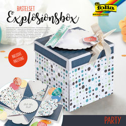 Explosionsbox Bastelset FIT-Z