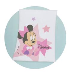 Babydecke, Disney Baby, Disney Babydecke Minnie Mouse Flauschdecke Kuscheldecke Krabbel Decke Tagesdecke