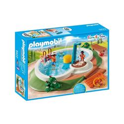 Playmobil® Spielwelt PLAYMOBIL® 9422 - Family Fun - Swimmingpool