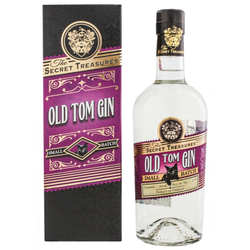The Secret Treasures Old Tom Gin 0,7L (47% Vol.)