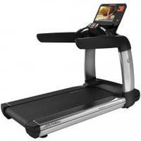 Life Fitness Platinum Club Series mit Discover SE3HD Konsole
