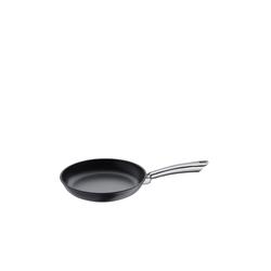 Neuetischkultur Grillpfanne Bratpfanne mit Edelstahlgriff PROVENCE, Gusseisen (1-tlg), Pfanne Ø 24 cm x 43.5 cm x 4.5 cm