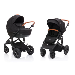 fill Kinderwagen Set Tiger Schwarz
