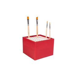 Playbox Pinsel Pinselhalter mit 60 Löchern
