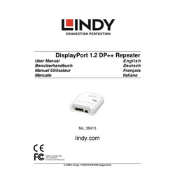 Lindy Display Port Extender/Repeater