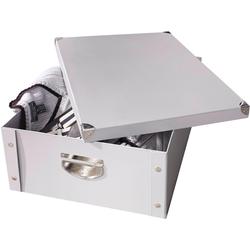 rauch ORANGE Aufbewahrungsbox grau Zubehör für Kleiderschränke Möbel