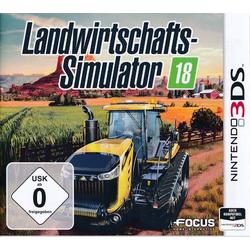 3DS Landwirtschafts-Simulator 18 Nintendo 3DS & 2DS USK: 0