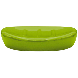 Seifenschale Belly, Breite: 11,30 cm, Keramik grün