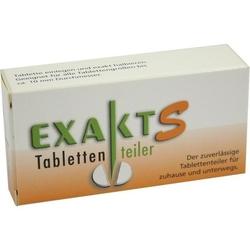 EXAKT S Tablettenteiler 1 St