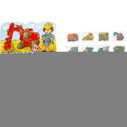 Einladungskarten, orange - orange