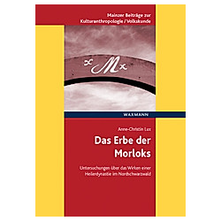 Das Erbe der Morloks. Anne-Christin Lux  - Buch