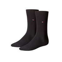 Tommy Hilfiger Herrensocken Classic Business Socken 2er Pack 47-49