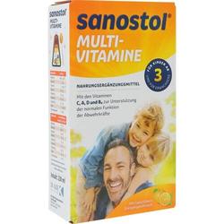 SANOSTOL Saft 230 ml