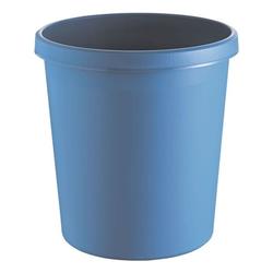 Papierkorb »the german H61058« 18 L blau, helit, 31x32x31 cm
