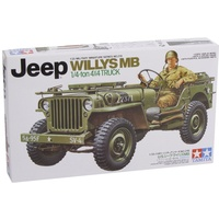TAMIYA 300035219 - US Jeep Willys 1:35