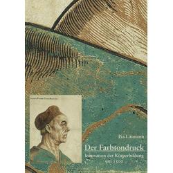 Der Farbtondruck als Buch von Pia Littmann