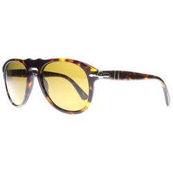 Persol 0649 24/57 5220 Havana Sonnenbrille