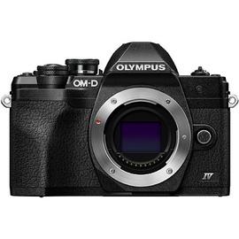 Olympus OM-D E-M10 Mark IV Body schwarz