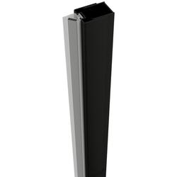 Sanotechnik Abschlussprofil ELITE (1-St), Magnetprofil, zur Montage von Duschtüren an die Wand