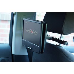 Portabler DVD-Player mit 9 LCD-Bildschirm incl. Kopfhörer und Kopfstützenhalterung