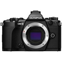 Olympus OM-D E-M5 Mark II schwarz + 14-150mm II
