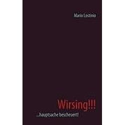 Wirsing!!!. Mario Lostinio  - Buch