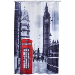 RIDDER Duschvorhang »London«, 44978062-0 bunt bunt
