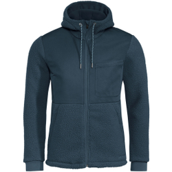 Vaude - Men's Manukau Fleece Jacket Steelblue - Fleece - Größe: XL
