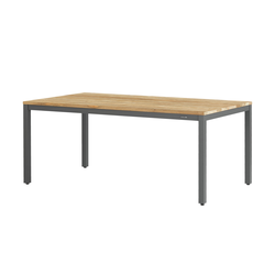 Zebra Tisch  Alex ¦ grau