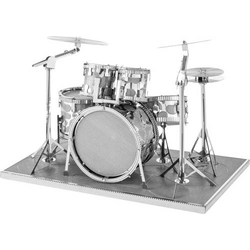 Metal Earth Drum Set Metallbausatz