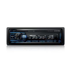 ALPINE Audio-System (Alpine UTE-204DAB, Bluetooth DAB USB MP3, 1-DIN Autoradio)