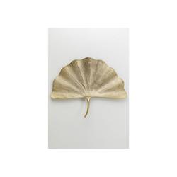 KARE Wanddekoobjekt Wandschmuck Ginkgo Leaf 59cm