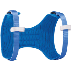 Petzl Body Kinder Brustgurt blau