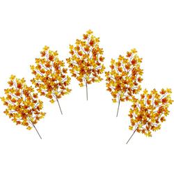 Kunstpflanze Ahornzweig, I.GE.A., Höhe 65 cm