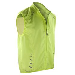 Bikewear Herren Crosslite Weste   Spiro Neon Lime S