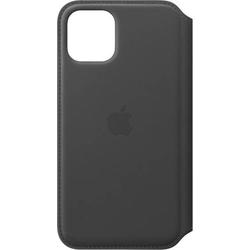Apple Leder Folio iPhone 11 Pro Schwarz
