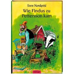 Oetinger Verlag P&F Wie Findus zu Pettersson kam