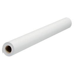 Folex Plotterpapier Unbeschichtet 90 g/m² 91,4 cm x 45 m Weiß