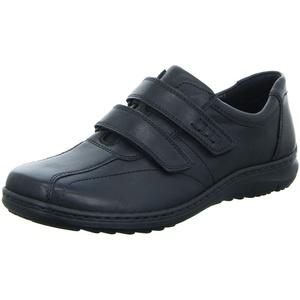 Waldläufer 478301-174-001 Herwig Herren-Sneaker, Schwarz - Größe: 45 EU