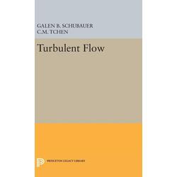 Turbulent Flow als Buch von Galen Brandt Schubauer/ Chan Mou Tchen