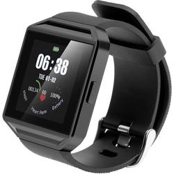 TrendGeek TG-SW2HR Smartwatch Schwarz