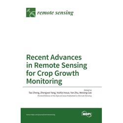 Recent Advances in Remote Sensing for Crop Growth Monitoring als Buch von