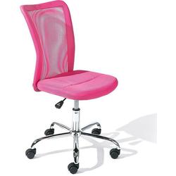 Inter Link Schreibtischstuhl Drehstuhl AIKE, blau rosa