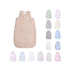 Lorelli Babyschlafsack Baby Sommerschlafsack (1 tlg), Summer, 100% Baumwolle, Länge 80 cm, Breite 42 cm natur